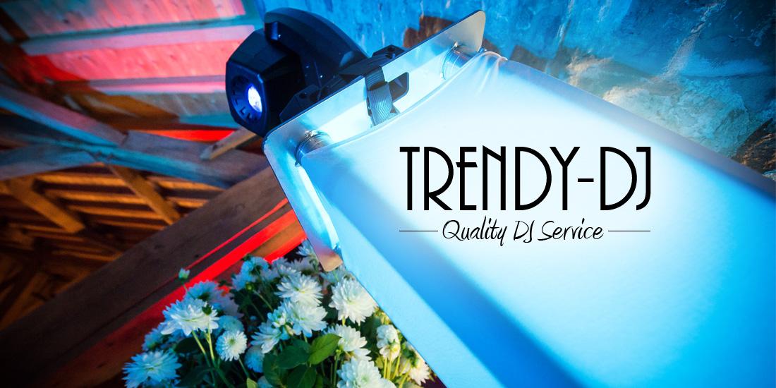 Trendy DJ - Quality DJ Service voor Bedrijfsfeesten en Particuliere Events