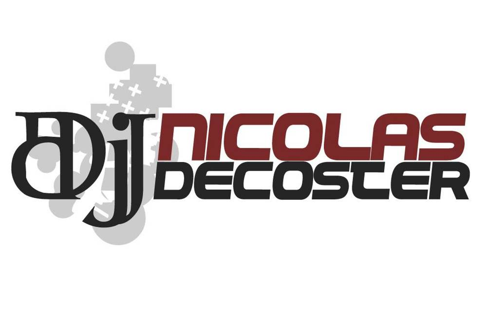 logo dj nicolas decoster