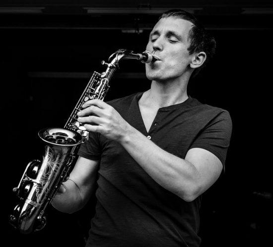 saxofonist saxit